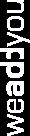 Logo weaddyou blanco