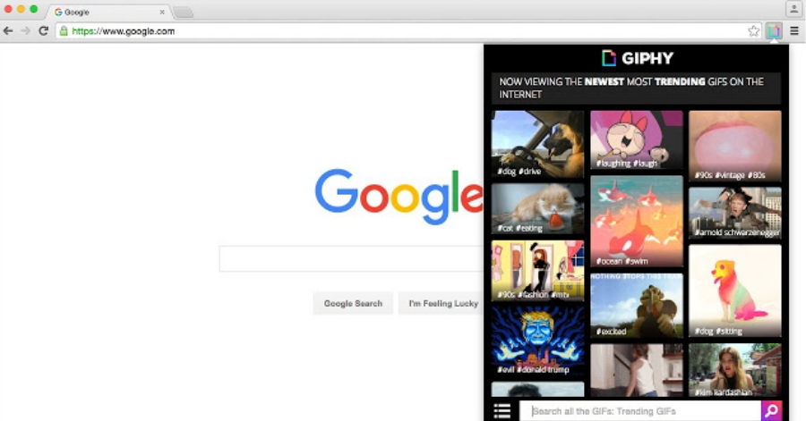 Extensiones Google Chorme